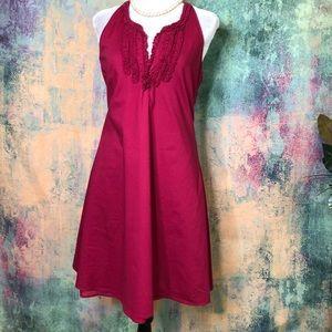 🔍🔍 Converse Hot Pink  Dress w/ ruffle elements